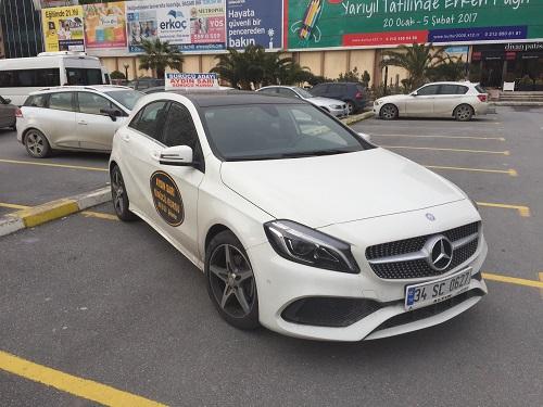 Aydın Sarı Sürücü Kursu araçlar