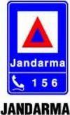 Jandarma Levhası