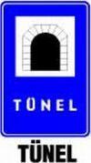 Tünel Levhası