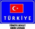 Türkiye Devlet Sınır Haritası